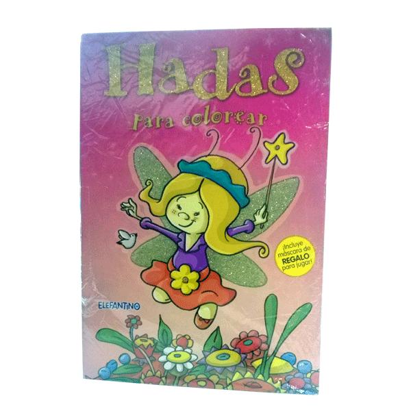 Libros Para Colorear - Librería y Papelería Elgin